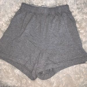 Soffe Shorts (set of 2 - gray and white)